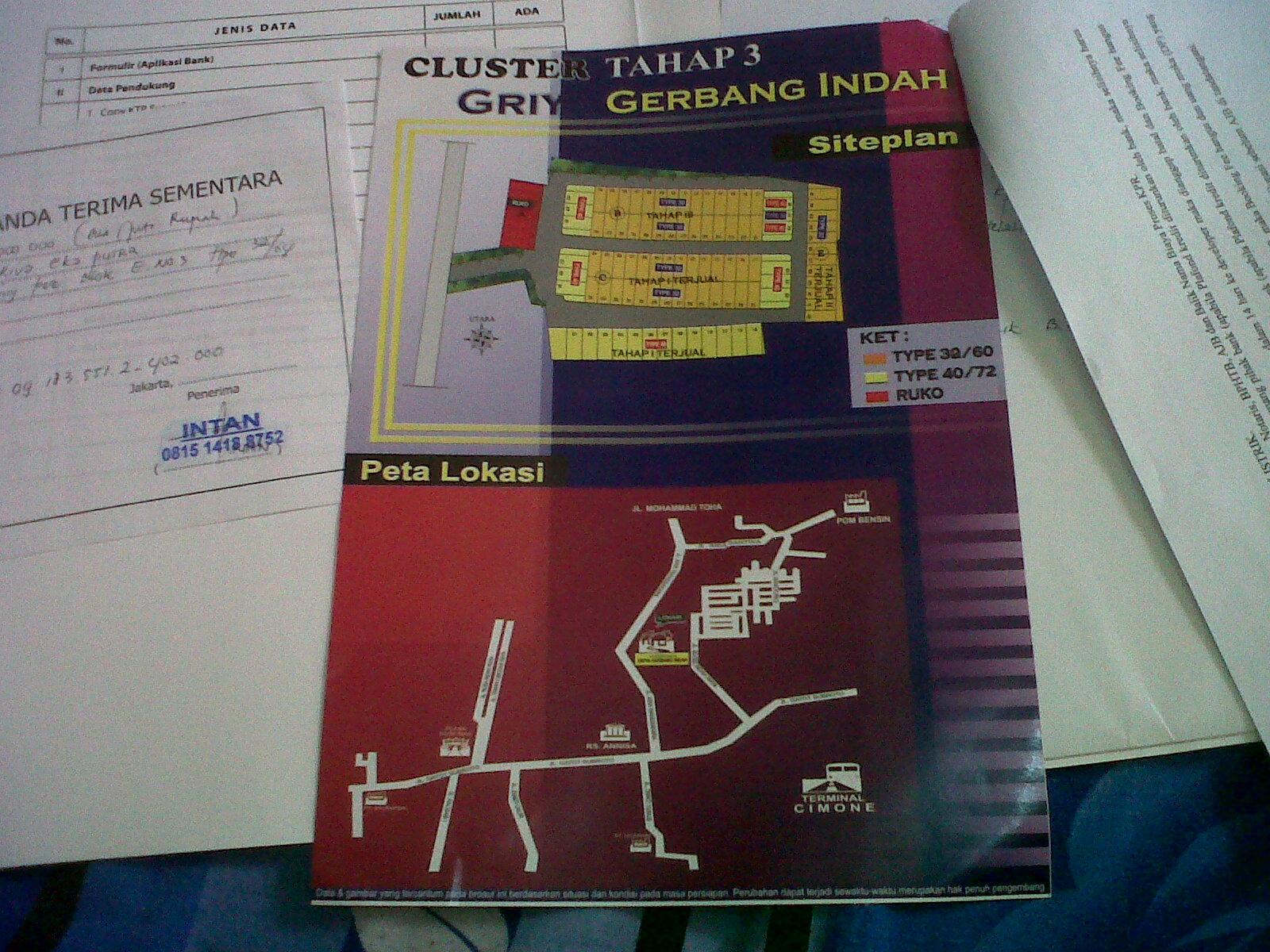 (1/8) Booking Fee Rp. 2.000.000,- – blog.rivaekaputra.com